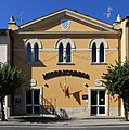 Casalguidi, sala polivalente mario francini e biblioteca eden, 01.jpg