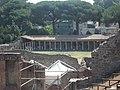 Caserma dei Gladiatori o Quadriportico dei Teatri (Pompei, 2007).jpg