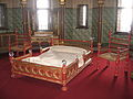 Castell Coch - Lady Bute's bedroom.jpg