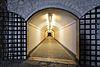 Castell de la Santa Bàrbara, túnel d'accés a l'ascensor.JPG