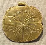 Castello di bodrum, museo, dischi dorati, arte canaanita, 04.JPG