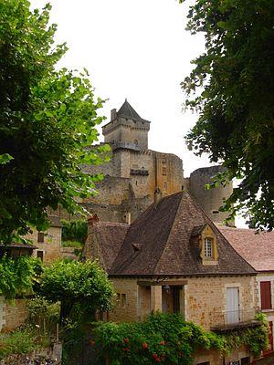 Château de Castelnaud-la-Chapelle - Castelnaud-la-Chapelle