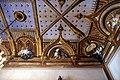 Castiglione olona, palazzo branda, interno, sala neogotica di inizio novecento 02.jpg