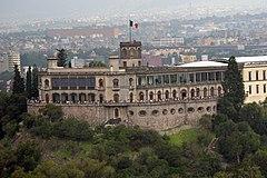 Castillo de Chapultepec (Museo Nacional de Historia).JPG