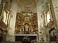 Castromonte monasterio Santa Espina iglesia retablo mayor ni.jpg