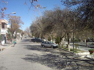 Santa María, Catamarca - Belgrano Plaza, Santa María.