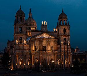 Toluca Cathedral - Image: Catedral de San José de Nazareth, Toluca
