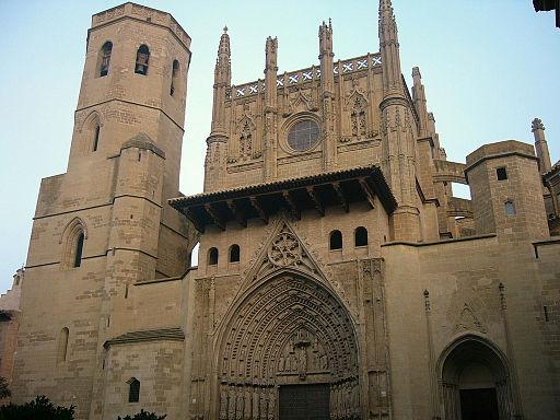 Catedral de Santa Maria, en Huesca
