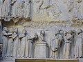 Cathédrale ND de Reims - portail des Saints (17).JPG