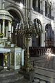 Cathédrale Notre-Dame (Noyon)-Chandelier du maître-autel.jpg