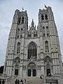 Cathédrale Saint-Michel et Gudule.JPG