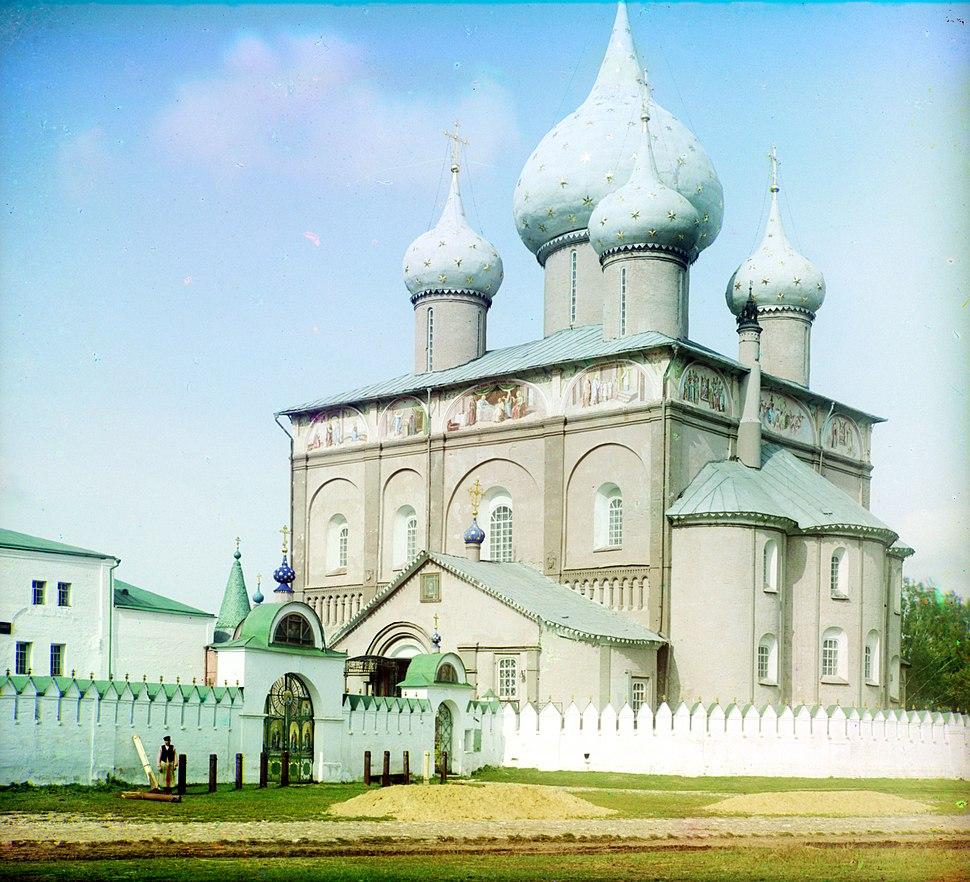 Cathedral of the Nativity of the Theotokos (Suzdal) 00
