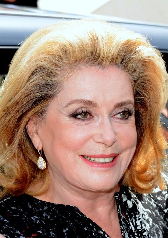 Catherine Deneuve Cannes 2014 2