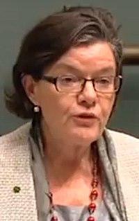 Cathy McGowan (politician) Australian politician