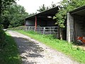 Cattle sheds near Little Coltstaple Farm - geograph.org.uk - 1418709.jpg