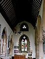 Caythorpe St Vincent - North aisle.jpg