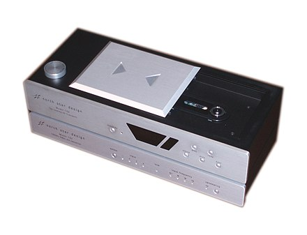 Top-loading CD player and external digital-to-analog converter. Cd-player-top-loading-and-DAC.jpg