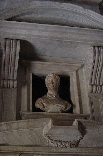 Cecchino dei Bracci - Image: Cecchino de' Bracci, tomba, chiesa dell'Aracoeli, Roma Foto di Giovanni Dall'Orto