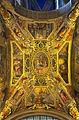 Ceiling of the right chapel in Sant'Agostino (Rome) HDR.jpg