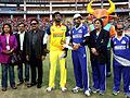 Celebrities at CCL match, India.jpg