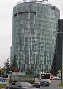 Centrul de afaceri din Pia%C5%A3a Charles de Gaulle; oct 2oo7