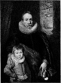 Century Mag - Richardot and his son - Van Dyck.png
