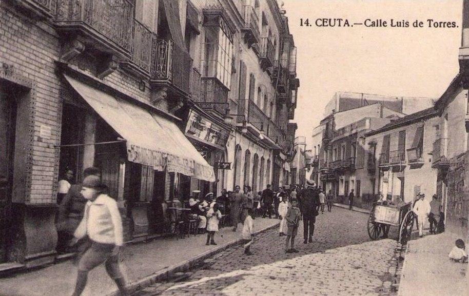 Ceuta Turn of the century