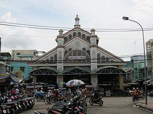 Sa Đéc - Sa Đéc market