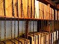 Chained library, Wimborne Minster 1.jpg