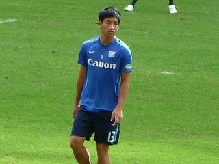 Chan Man Fai Hong Kong footballer