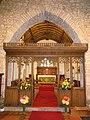 Chancel arch St Peters Shirwell.jpg