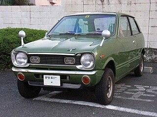 Mazda Chantez Motor vehicle