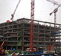 Chantier de construction du nouveau siège de la MEL (Métropole européenne de Lille) janvier 2019 b 01.jpg
