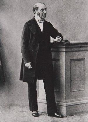 Charles Eastlake - Portrait of Sir Charles Eastlake, National Gallery, London