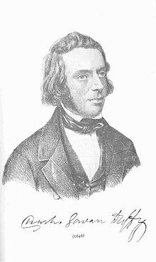 Poet Charles Gavan Duffy