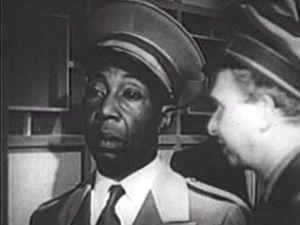 Charles R. Moore (actor) - Moore in Second Chorus, 1940