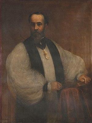 Charles Todd Quintard - Image: Charles Todd Quintard c. 1870