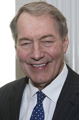 Charlie Rose - Rose in May 2014