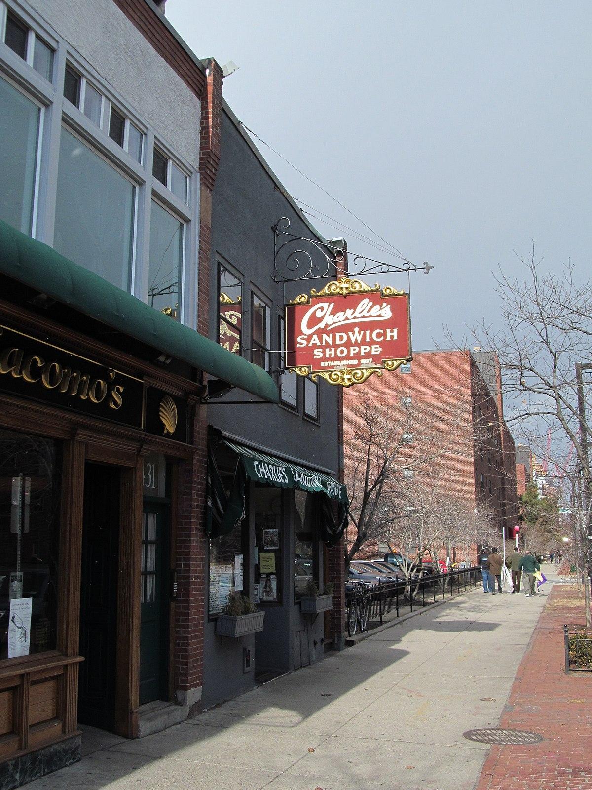 Charlie S Restaurant Coney Perrysburg Oh