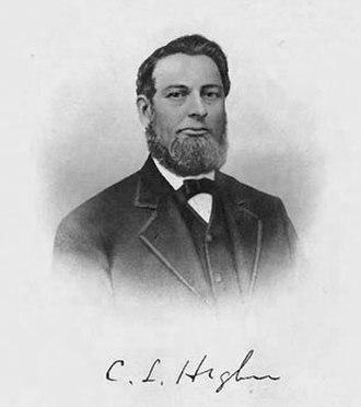 Chauncey L. Higbee - Chauncey L. Higbee