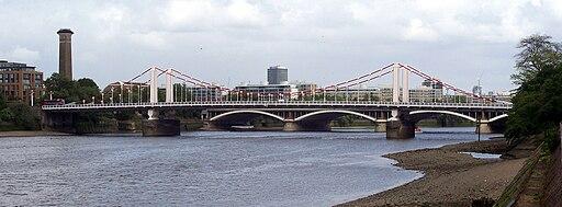 Chelsea Bridge 2