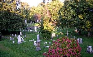 Chelsea Garden Cemetery - Image: Chelsea Garden Cemetery Chelsea MA 01