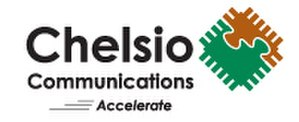 Chelsio Communications - Chelsio Communications Logo