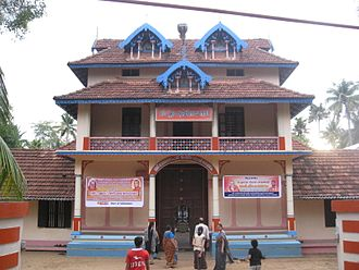 Chendamangalam - Chennot Shree Venugopalaswamy temple