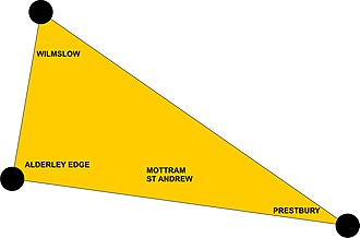"Golden Triangle (Cheshire) - The ""Cheshire Golden Triangle"""