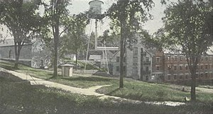 Harrisville, New Hampshire - Image: Cheshire Mills, Harrisville, NH