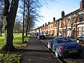 Chester Green Road on a quiet Sunday morning - geograph.org.uk - 154133.jpg