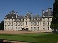 Cheverny Le Château Vue n°1.JPG