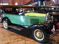 Chevrolet 1931 Independence Phaeton IMG 2987.jpg