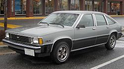 Chevrolet Citation Hatchback